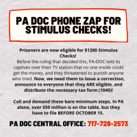Urgent: Stimulus Check Forms